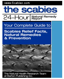 The Scabies Natural Remedy By Joe Barton
