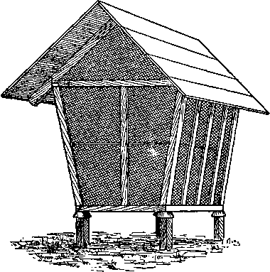 Agricultural Crib